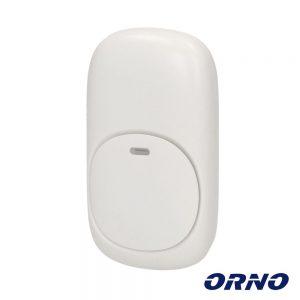 Botão De Campaínha P/ LOGICO ORNO - (OR-DB-QM-124PD)