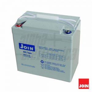 Bateria Chumbo Gel 12V 55A JOIN - (BPG12-55)