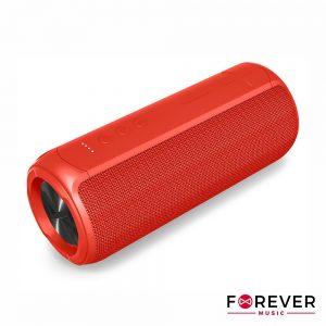 Coluna Bluetooth Portátil 20W Vermelha FOREVER - (BS-900-RD)