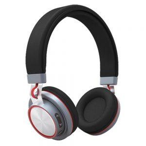 Auscultadores Bluetooth S/ Fios Aux Bat Mic - (BTX200)