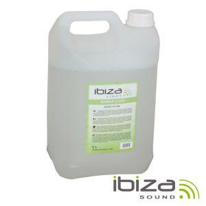 Líquido De Bolhas 5 Litros IBIZA - (BUBBLE5L)