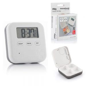 Caixa de Comprimidos Eletrónica Inteligente - (INVG194)