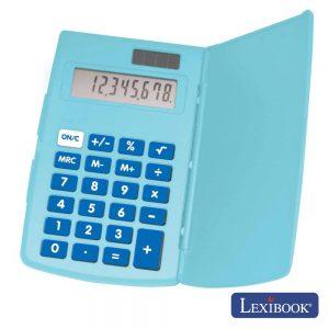 Máquina Calculadora 8 Dígitos Solar Frozen Lexibook - (E413FZ)
