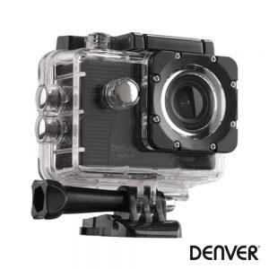 Câmara De Ação HD 1080p 5MP DENVER - (ACT-5051W)