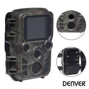 Câmara De Caça Cmos 5mp Sensor Pir SD Até 32GB DENVER - (WCS-5020)