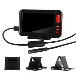 Câmara Endoscópica HD 10M USB-A/SD c/ Display - (ENDOSCAM06)
