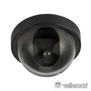 Câmara Falsa Dome C/ LED VELLEMAN - (CAMD12)
