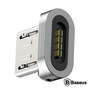 Adaptador Micro-USB Magnético BASEUS - (CAMXC-E)