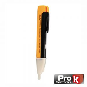 Caneta p/ Testar Tensão 1000VAC c/ LED Indicador PROK - (VD02A)