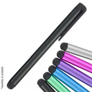 Caneta Stylus P/ Smartphone E Tablet Colorida - (EA140)
