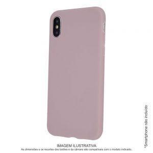 Capa TPU Anti-choque Rosa P/ iPhone 11 Pro Max - (CASEIPHONE11PMX-PK)