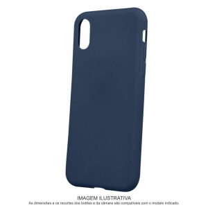 Capa TPU Anti-choque Marinho P/ iPhone 11 Pro - (CASEIPHONE11PRO-MR)