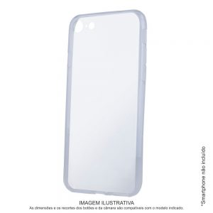 Capa TPU Transparente 1MM P/ iPhone XS Max - (CASEIPHONEXSMX-CL)