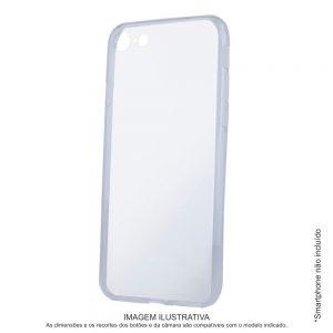 Capa TPU Transparente 1MM P/ Xiaomi Mi 9 Lite - (CASEXIAOMIMI9L-CL)