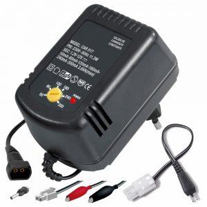 Carregador De Baterias Ni-Cd/Ni-Mh 1.2V-12V - (CAR017)