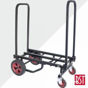 Carrinho P/ Transporte Ajustável 91kg BST - (CART200)