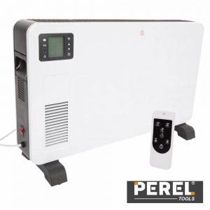 Aquecedor Convector 2300W Função Turbo LCD PEREL - (CH0003)