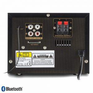 Leitor Cd FM/BT/USB/SD Colunas 2x25W Comando - (CH11CD-BTH)