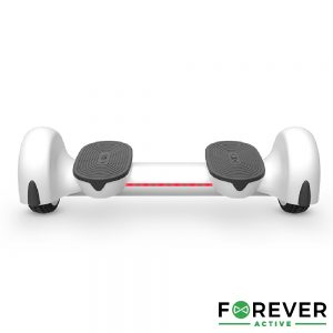"Hoverboard C/ Rodas 6.5"" 36v 4ah 2x350W 10kmh Branco FOREVER - (CHIC-PI-65WH)"