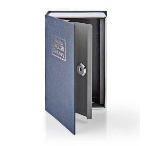 Cofre em Formato de Dicionário Inglês Tamanho Pequeno - (BOOKSEDS01BU)