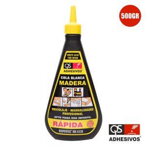 Cola Branca Madeira 500gr Qs - (MX5336-BB3)