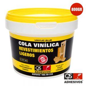 Cola Vinílica P/ Revestimentos Parede 800gr Qs - (DISPERTEC-VINIL-TA)