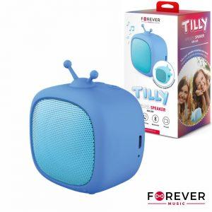 Coluna Bluetooth Portátil 3W Tilly  FOREVER - (ABS-200TL)
