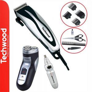 Conjunto Máquina Barbear