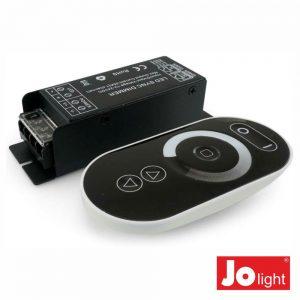 Controlador P/ Fita LEDS C/Comando 12/24V JOLIGHT - (JO-CONTR-022ST)