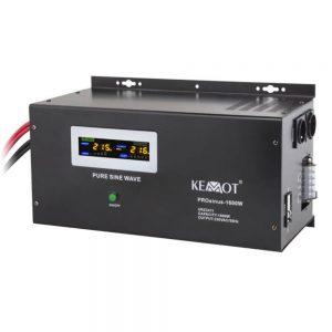Conversor 12V-230V 1600W Onda Sinusoidal Pura - (CONVPURA1600/12(K))