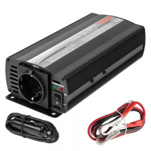 Conversor 12V-230V 500W Onda Sinusoidal Modificada - (CONVMOD500/12(K))