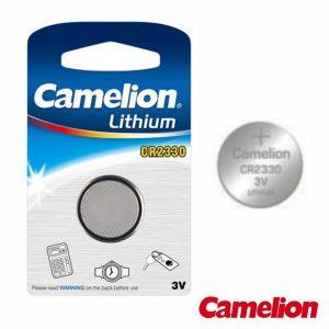 Pilha Botão Cr2330 3v 260ma Blister CAMELION - (CR2330-BP1)