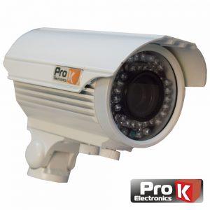 """Camara Vigilância Ccd Cores 420l 1/3"""" Sony Ip66 Prok - (CVC054LA)"""