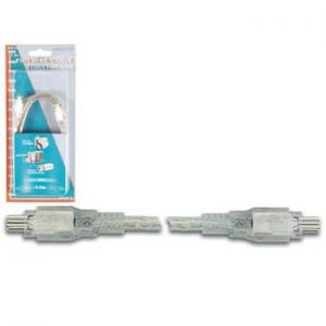 Cabo FireWire Ieee 1394 4p / 4p 1.5m - (CW081)
