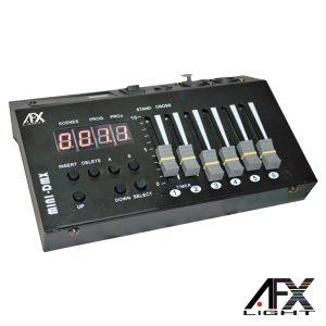 Controlador DMX 54 Canais Mini AFXLIGHT - (DC54DMX)
