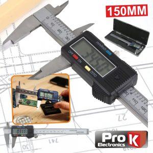 Peclise Digital 150mm PROK - (DCA150A)