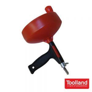 Desentupidor - Ø 6 Mm - 4 M - TOOLLAND - (NI04)