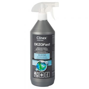 Desinfetante multiusos p/ superfícies 1L - (DEZOFAST1L)