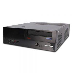 Desktop LENOVO A62 AFF AMD X2 8GB 250GB WIN7 Recondicionado - (A62SFF-AMD-RECOND)