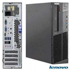 Desktop LENOVO M82 I3-2120 4GB 500GB WIN7 Recond ¨ - (M82SFF-I3-RECOND)