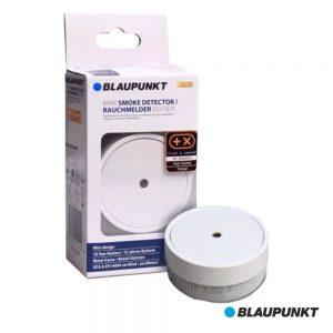 Detector De Fumos Mini C/ Alarme Bat BLAUPUNKT - (ISD-SD1)