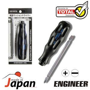 Chave Reversível (+) E (-) 100mm Engineer - (DG05)