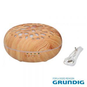 Difusor de Aroma c/ temporizador 6 cores led GRUNDIG - (14109)
