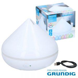 Difusor De Óleos Essenciais E 6 LEDS RGB Grundig - (93737)
