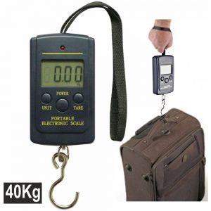 Balança P/ Malas Digital 40kg / 10g - (DIGIBAL40A)