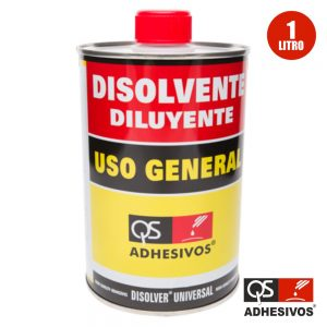 Diluente Universal 1l Qs - (DISOLVER-UNIV1)