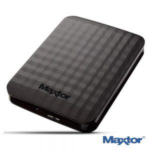 """Disco Externo HDD SEAGATE Maxtor 1TB 2.5"""" M3 USB3.0 - (STSHX-M101TCB/GM)"""