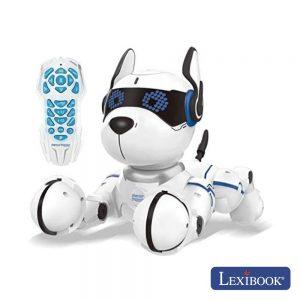Cão Robô Inteligente C/ Comando Power Puppy LEXIBOOK - (DOG01)