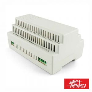 Fonte De Alimentação 12V 4A 96W DIN - (DRP-100-12)