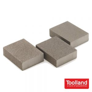 Conjunto 3 Esponjas Abrasivas TOOLLAND - (DSS01SMH)